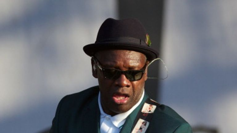 Neville is apparently called Neville because of the The Specials' Neville Staple