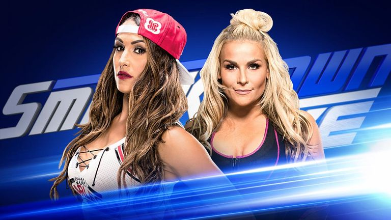 Will Bella beat Natalya in a Falls Count Anywhere Match?