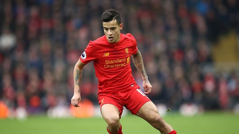 Philippe Coutinho returned to action last month following an injury