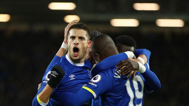 Kevin Mirallas is set to swap the Premier League for Serie A