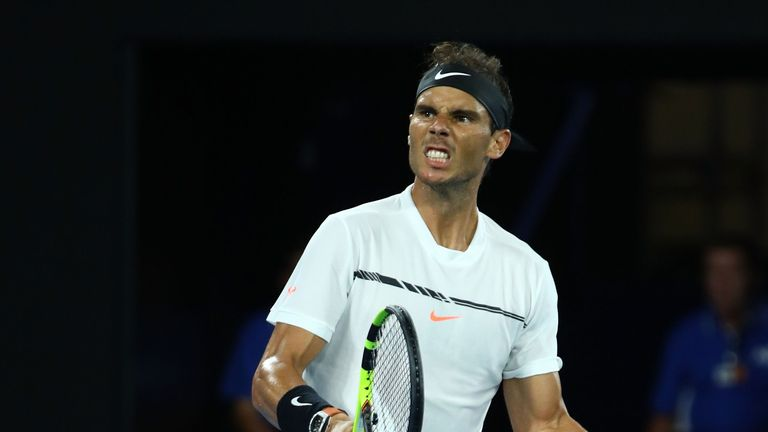 Rafael Nadal played his part in a thrilling contest but was unable to claim a 15th Grand Slam title of his own