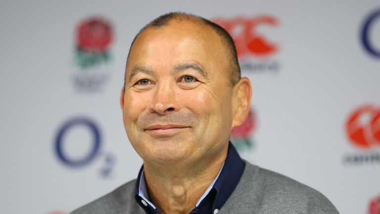 Eddie Jones said mind games were to be expected when visiting Wales