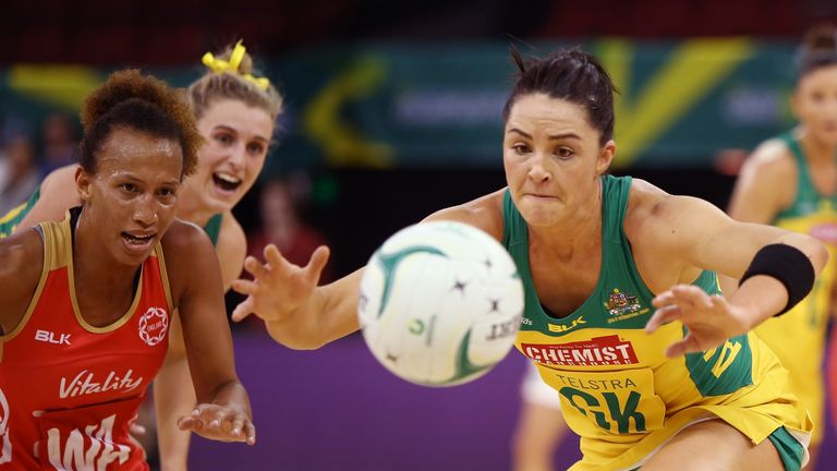 Australia's Sharni Layton was widely regarded as one of the best players in the world, winning international player of the year in 2016 and 2017
