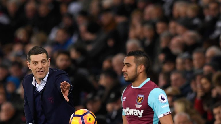 Slaven Bilic said Payet told him in January he no longer wanted to play for West Ham