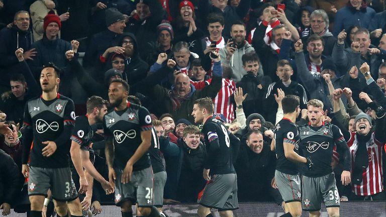 Southampton reached the EFL Cup final on Wednesday evening with victory over Liverpool