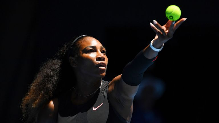 Serena Williams' knee injury will keep out out of the BNP Paribas Open