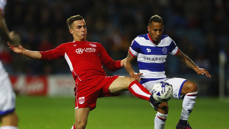 Tjaronn Chery (right) is set to leave QPR for China