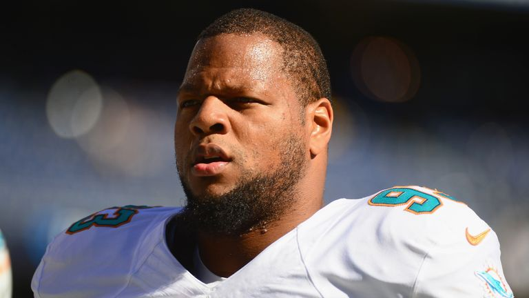 The Dolphins made Ndamukong Suh the NFL's highest-paid defensive player when signing him in 2015