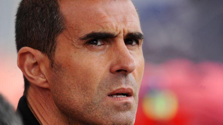 Head coach Gaizka Garitano has been sacked by Deportivo