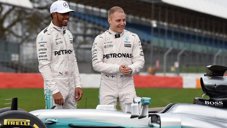 Valtteri Bottas is relishing taking on Lewis Hamilton for the world championship this season