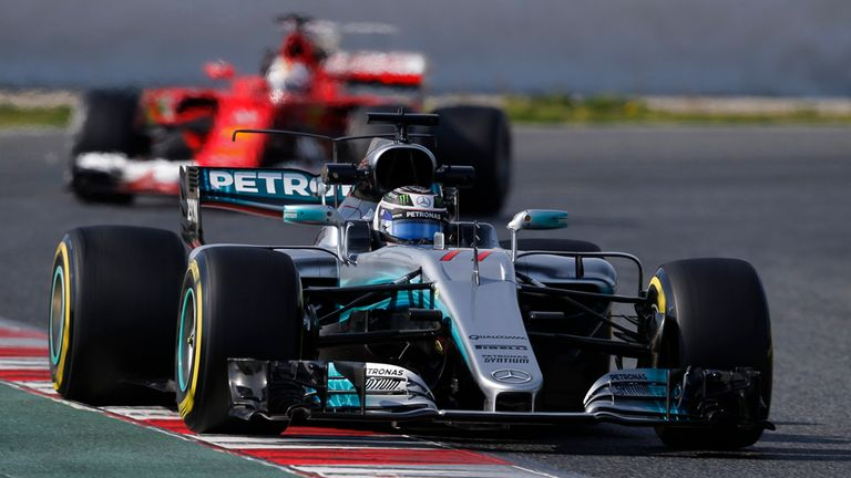 f1 2017 winter testing: what we learnt in test one at barcelona | f1