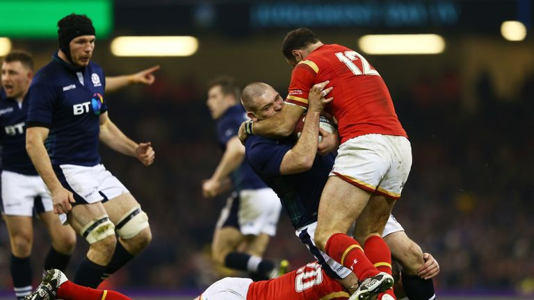 Jamie Roberts will captain the Wales side in Auckland