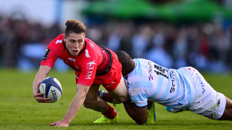 James O'Connor has left Toulon to join Sale Sharks