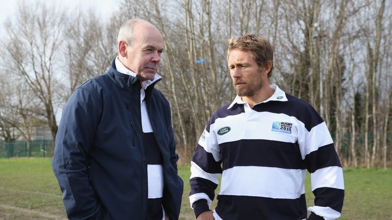 Woodward, who gave Wilkinson his debut in 1998 and managed England from 1997-2004, has lauded Farrell