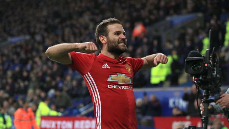 Mata is now looking to give something back