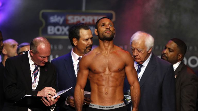 Kell Brook will make next defence of IBF welterweight title against Errol Spence Jr