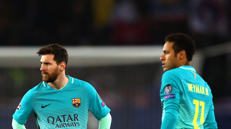 Messi and Neymar are both facing ongoing tax evasion cases