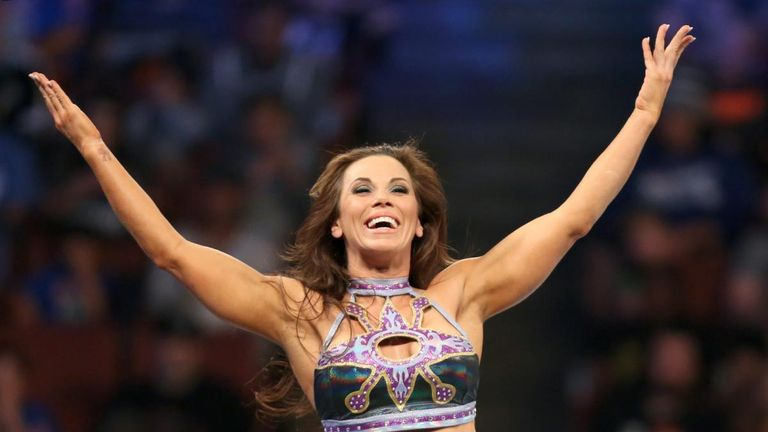 Mickie James will require surgery on a knee injury suffered over the weekend