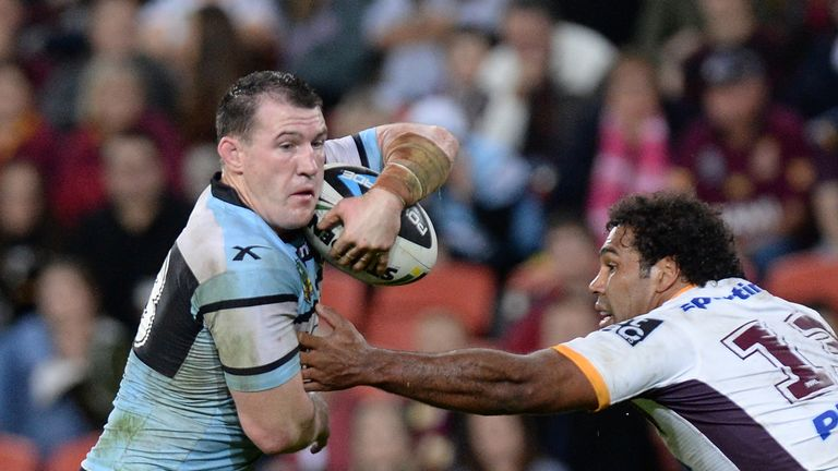 Gallen hasn't ruled out returning for NSW in the State of Origin.