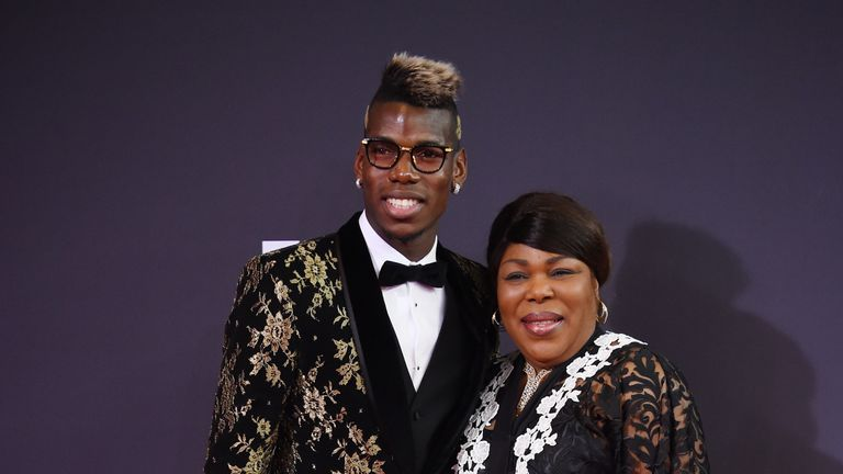 Paul Pogba and his mum face an emotional few days