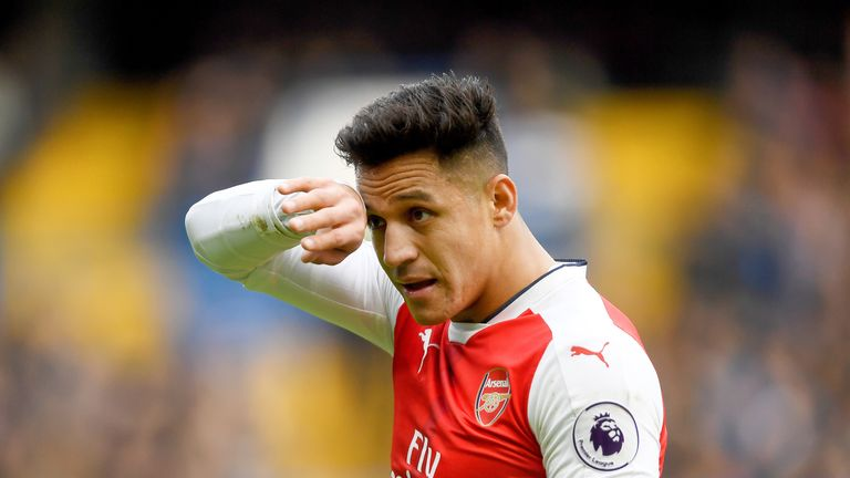 Alexis Sanchez is Arsenal's only 'great' player, according to Merse