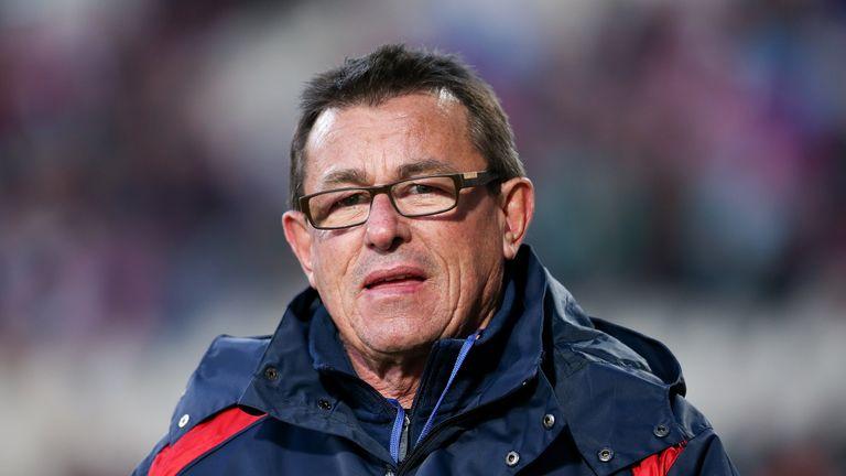 Kieran Keane has been confirmed as Connacht's new head coach