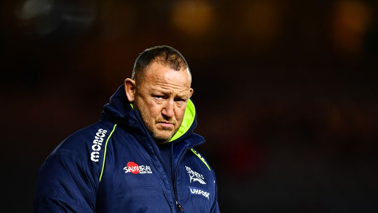 Steve Diamond delighted to have added Strauss to the Sale set-up