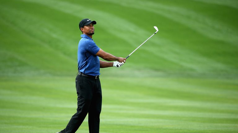Woods has dropped to 788th in the world rankings