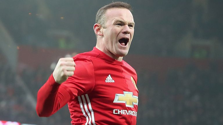 Wayne Rooney is known to hold the deepest affection for his boyhood club