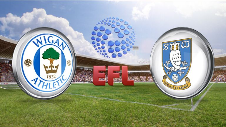 Match Preview - Wigan Vs Sheff Wed