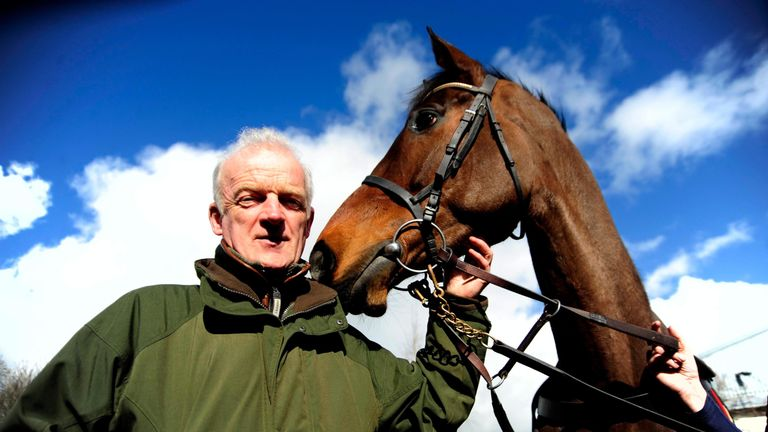 Willie Mullins - fine record in Leopardstown feature