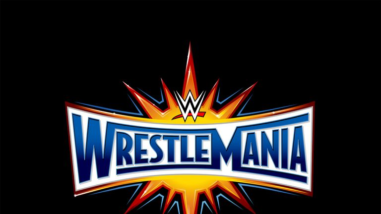 WrestleMania 33 will be held in Orlando on April 2