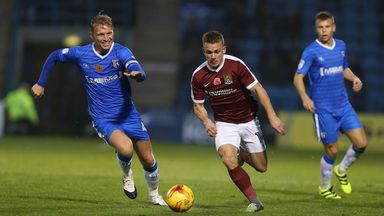 Josh Wright has become a free agent after terminating his Gillingham contract