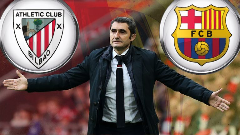 Could Valverde really trade Athletic Bilbao for Barcelona?
