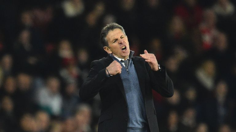 Claude Puel says victory on Saturday is vital if they are to meet their target