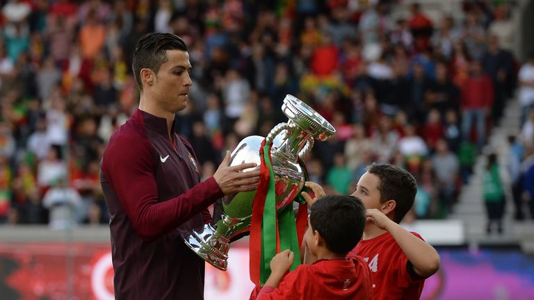 Portugal are the current European champions