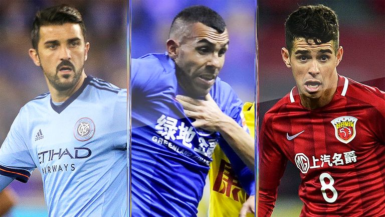 69d065e99 The top 10 players outside Europe  The stars in China