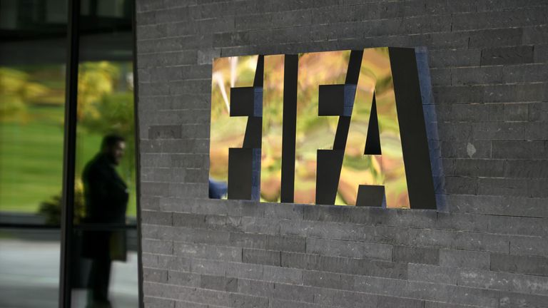 Former FIFA president Sepp Blatter was called as a witness, a source said
