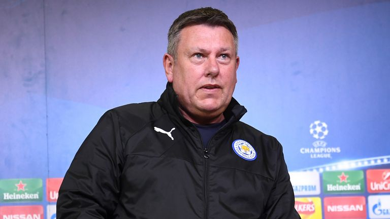 Craig Shakespeare has guided the Foxes to three victories following Claudio Ranieri's sacking