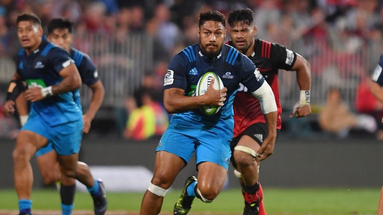George Moala will swap Auckland for Clermont after penning a three-year deal