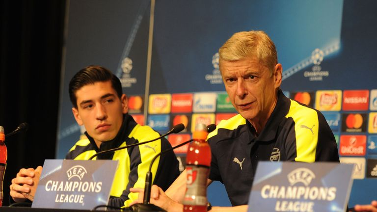 Hector Bellerin has reiterated his loyalty to Arsene Wenger