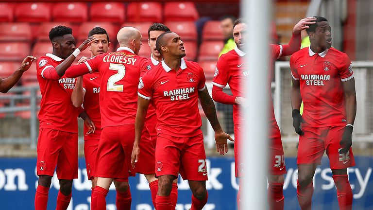 Orient were relegated as the EFL's basement club