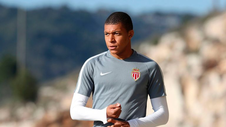 Kylian Mbappe has been a revelation for Monaco since making his debut in December 2015