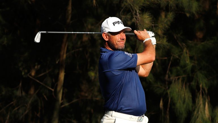 Westwood's last major near miss was at the 2016 Masters, as he was runner up to Danny Willett