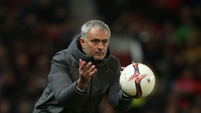 Jose Mourinho was upset with his side's lack of attacking instinct