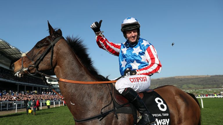 Noel Fehily won last year's Queen Mother Champion Chase on Special Tiara