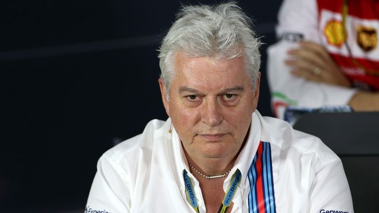 Pat Symonds Joins Sky Sports F1 Ahead Of The 2017 Season