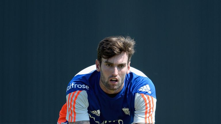 Reece Topley will join England's bowling programme this winter as he returns from injury