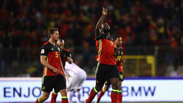 Belgium have scored 22 goals and conceded just twice in their five qualifying games so far