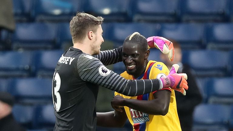 Mamadou Sakho impressed for Crystal Palace last season